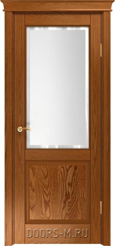 Дверь из массива дуба Классика 5 ПГ: сравнить цены и