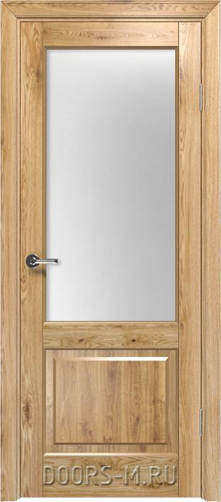 Элитные входные металлические двери из массива дуба